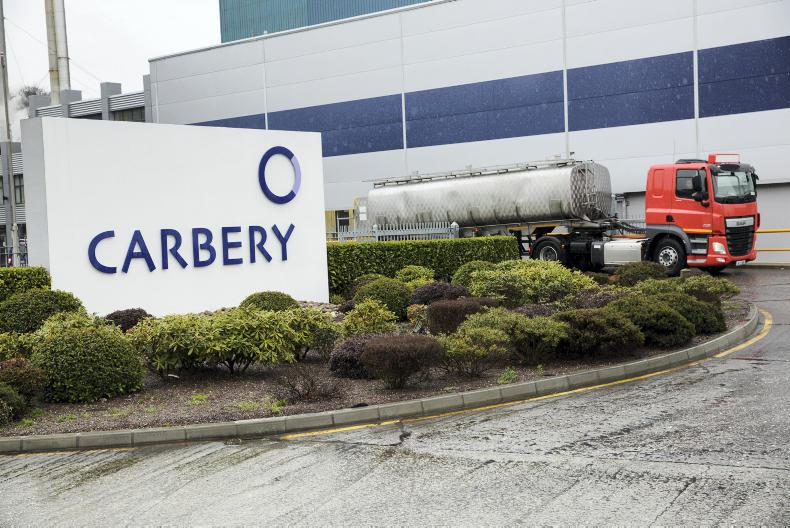 The Carbery Group processing plant in Ballineen, Co Cork. \ Donal O'Leary
