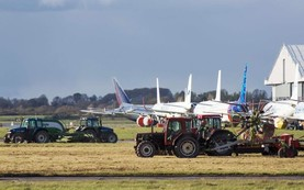Silage cutting to kick off at Shannon Airport