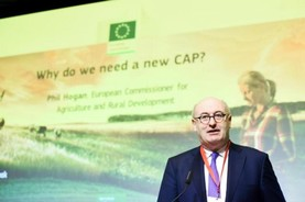 CAP viewed as obvious target for cuts in EU budget – Hogan