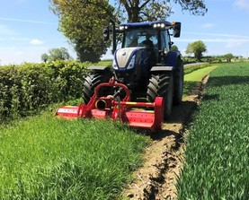 From the Tramlines: focus moves to spring crop husbandry