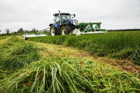 Top tips for making quality silage