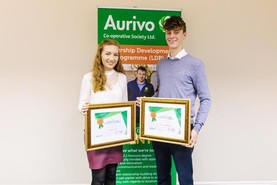 Two €2,500 Aurivo scholarships up for grabs