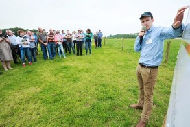 From primary production to convenience food: Sheep 2018 open day launched
