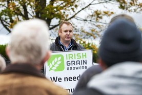 Irish Grain Growers to discuss future of the sector at public meeting