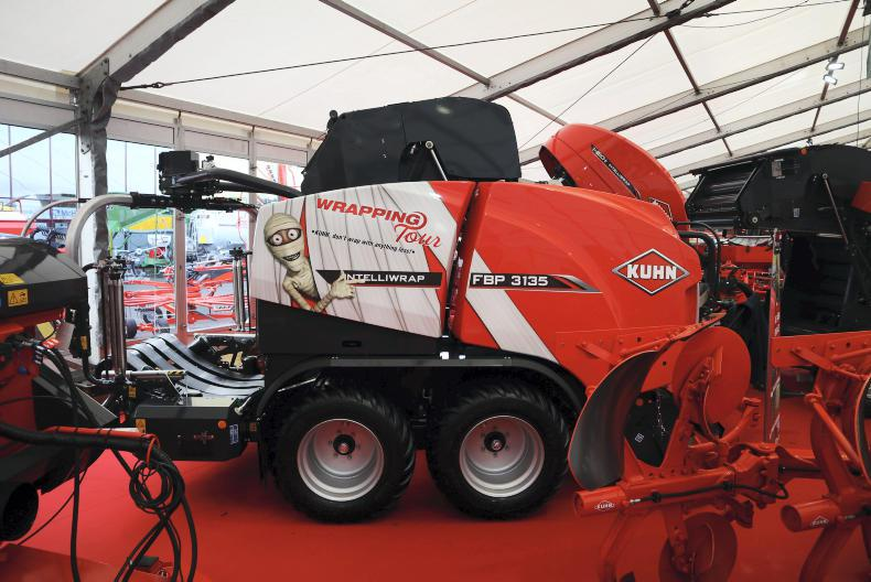 In pictures: a wrap-up of the FTMTA show's combi balers 07 February