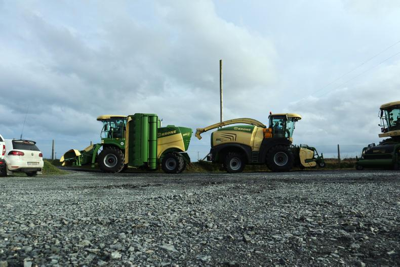 Krone is king for Meath contractor 27 March 2019 Free