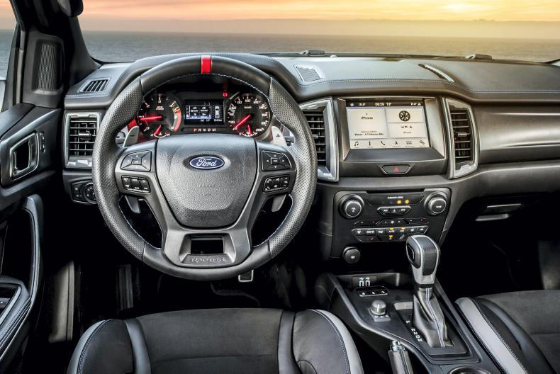 Ford gives Ranger the Raptor treatment 24 May 2019 Premium