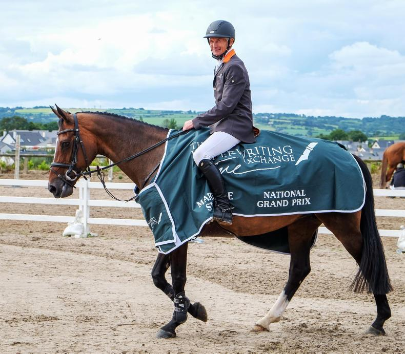 Derwin dominates on home soil 30 July 2019 Premium
